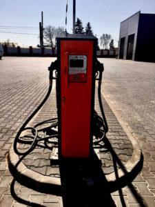 Dystrybutor paliwa - 2 stanowiska