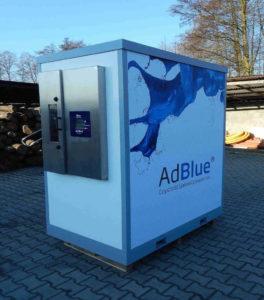 Kontener AdBlue